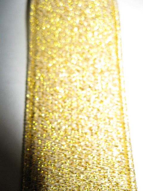 GOLD GLITTER &quot;X&quot; STYLE  1 1/4&quot;X48&quot; FRENCH SATIN FINISH Suspenders with 4 strong 1/2&quot;x 1&quot; Grips with nylon Teeth and 2 adjusters in the front and 1 on the back all in high polish GOLD FINISH.    GF760N48GOLD
